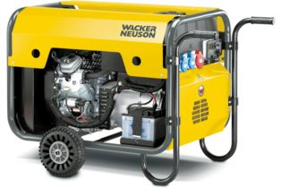 Электростанция бензиновая WACKER NEUSON GS 12 Ai